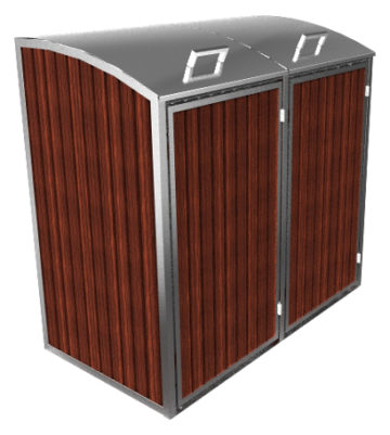 Mülltonnenbox Olto Alice