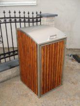 Mülltonnenbox Alice